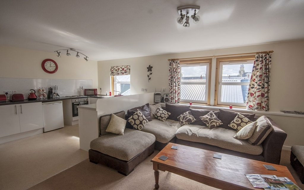 Holiday rental property for rent in Forres